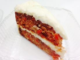 forty carrots' carrot cake