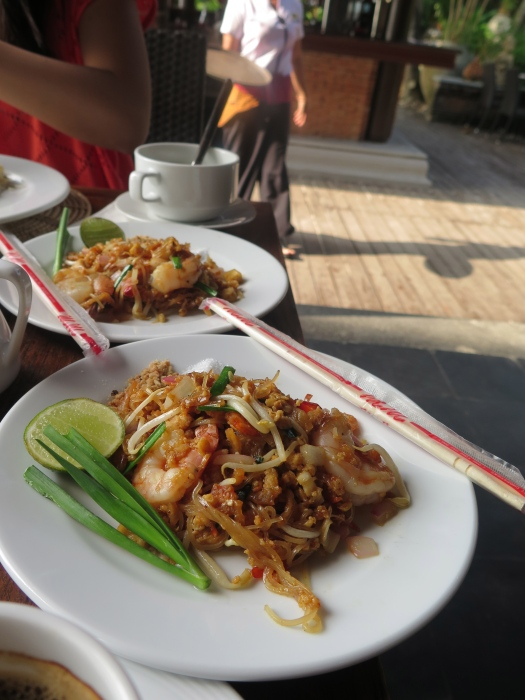 More pad thai in Koh Samui