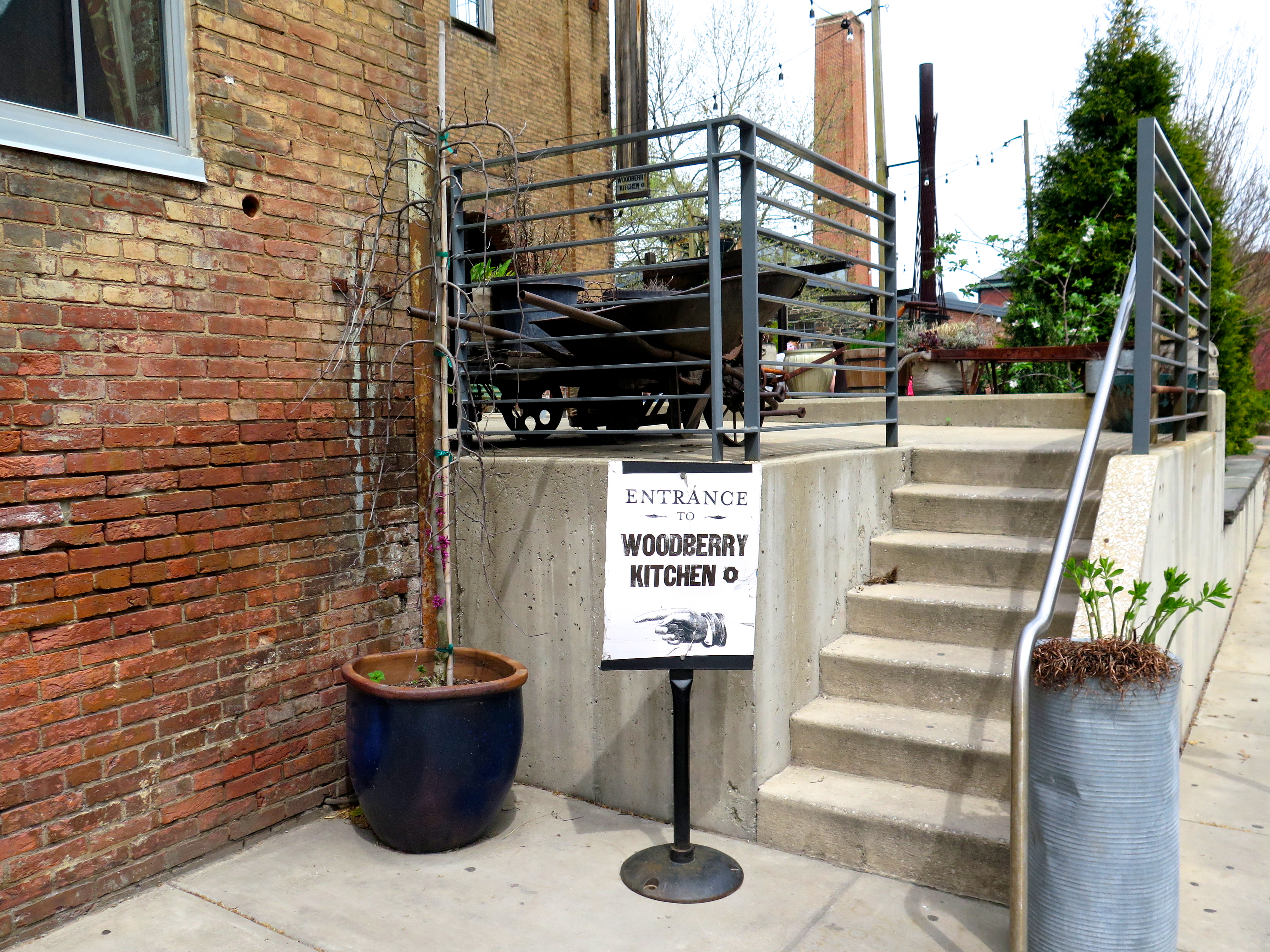 fun fact woodberry kitchen located in clipper mill baltimore is situated in - Woodberry Kitchen Baltimore