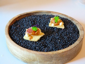 Edvard: a Michelin Star restaurant nestled in center city Vienna